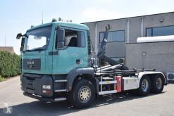 曼恩TGA卡车 26.350 双缸升举式自卸车 二手