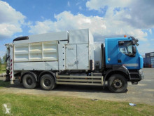 Camion Renault Kerax 430.26 DXI aspirapolvere usato