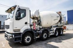 Camion béton toupie / Malaxeur Renault Premium Lander