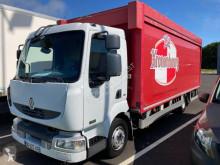 Грузовик Renault Midlum 180.12 фургон для перевозки напитков б/у