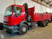 Camion Renault Kerax 370.26 cassone usato