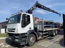 Camión Iveco Stralis 360 caja abierta usado
