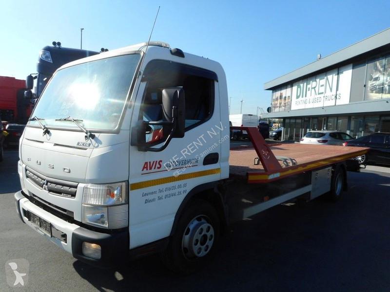 View images Mitsubishi FUSO 7 C 15 truck