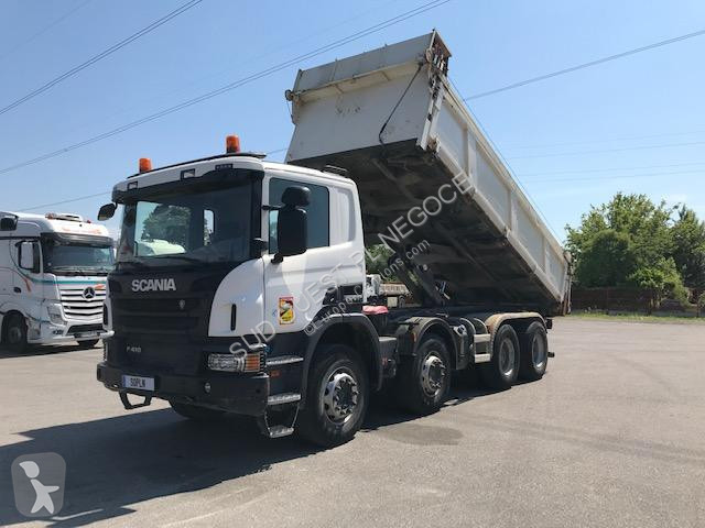 View images Scania P 410 truck