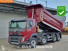 Vrachtwagen Volvo FMX 410 tweedehands kipper