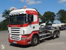 Lastbil flerecontainere Scania R 500