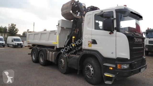 Voir les photos Camion Scania G 410