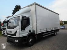 Iveco Eurocargo ML 140 E 25 truck used tautliner