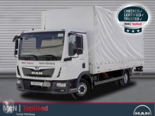 Camión lona corredera (tautliner) MAN TGL 8.190 4X2 BL, AHK, Klimaanlage