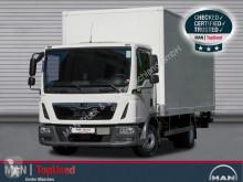 卡车 厢式货车 曼恩 TGL 8.190 4X2 BL, Koffer, LBW, 6,1m, LGS