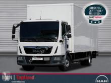 MAN furgon teherautó TGL 12.250 4X2 BL, Koffer, LBW, 7,1m, LGS