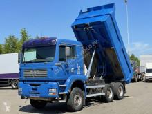 Caminhões MAN 26.463 basculante usado