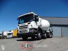 Scania LKW gebrauchter Betonmischer
