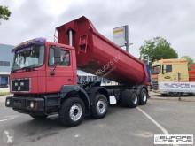 Camión volquete MAN 41.473 Full steel - Big axles - Manual - 6 cyl. - Mech pump