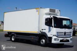 Camion frigo MERCEDES-BENZ ATEGO / 1223 / EURO 6 / CHŁODNIA + WINDA / 15 PALET / MAŁY PRZEB