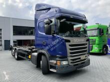 Camion telaio Scania G G 410-Highline-MULTIWECHSLER-RET Lenkachse