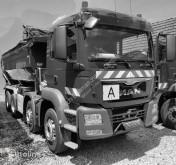 Camion benne MAN TGS 35.460 – 8 x 4