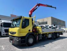 Camion cassone fisso Renault Premium
