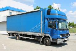 Lastbil palletransport Mercedes ATEGO 822, 18 PALLETS, NEW TIRES, GOOD CONDITION
