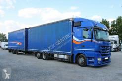 卡车 侧边滑动门(厢式货车) 奔驰 ACTROS 2544, 6x2, EURO 5+SVAN CHTP 18, AXLES BPW