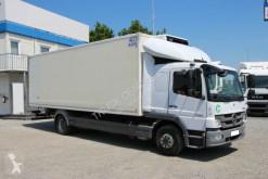 Mercedes hűtőkocsi teherautó ATEGO 1324 L, EURO 5, CARRIER XARIOS 600, TOP