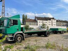 Camion MAN TGM 18.280 trasporto macchinari usato