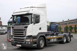 卡车 底座 斯堪尼亚 R 450 6X2 BDF etade LDW ACC 2x AHK