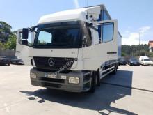 Lastbil Mercedes Axor 2535 L glidende gardiner brugt