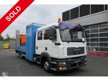 曼恩TGL卡车 12.210 机械设备运输车 二手