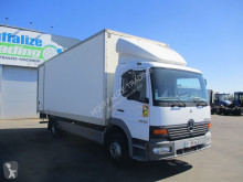 奔驰Atego卡车 1218 厢式货车 二手