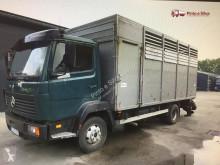 Camión remolque ganadero Mercedes Atego 817