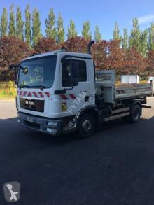 Camion MAN TGL 10.220 benne occasion