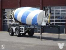 Semirimorchio calcestruzzo rotore / Mescolatore Stetter MTDK/Stetter trailer 12M3 - 12 cubic - BPW Axle - Steering axle