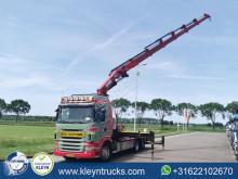 Camión caja abierta Scania R 380