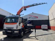 Camion cassone Iveco Eurocargo EN STOCK EN REUS 2 unidades iguales.