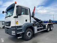 Camion MAN TGS 26.360 scarrabile usato
