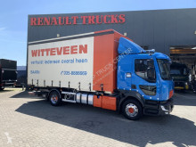 Kamión plachtový náves Renault Gamme D 13 MED 280 P 67.593 KM