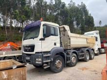 Camión MAN TGS 35.400 volquete usado