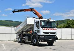 Camión volquete Renault KERAX 380 DXI KIPPER 4,40m * PK 12000 !