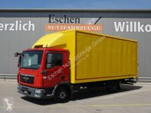Camion MAN TGL TGL 7.150 BL Möbelkoffer*Zurrleisten*Holz* fourgon déménagement occasion