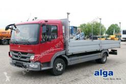 Camion Mercedes Atego 816 Atego 4x2, 6.180mm lang, Gerüstbau, 3. Sitz plateau ridelles occasion