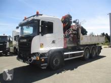 Камион мултилифт с кука Scania G 450