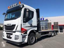 Camion Iveco Stralis 260 S 50 trasporto macchinari usato