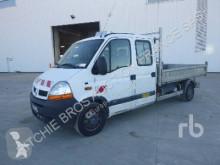 Camion benne Renault Master