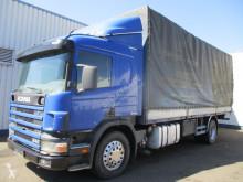 Camión Scania L lona corredera (tautliner) usado
