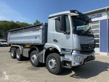 Camion Mercedes Arocs 3246 8x4 Euro 6 Kipper mit Bordmatik *2021 benne neuf