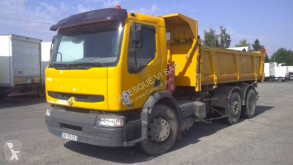 Camion bi-benne Renault Premium 370.26