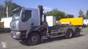 Camion Renault Kerax 430.26 polybenne occasion