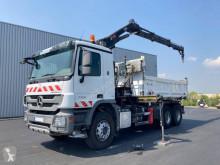 Camión volquete volquete bilateral Mercedes Actros 2636