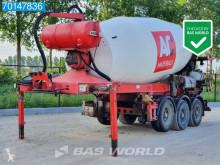 Müller Mitteltal concrete mixer concrete semi-trailer SF37.5BM/MS 12 m3 Mixer
